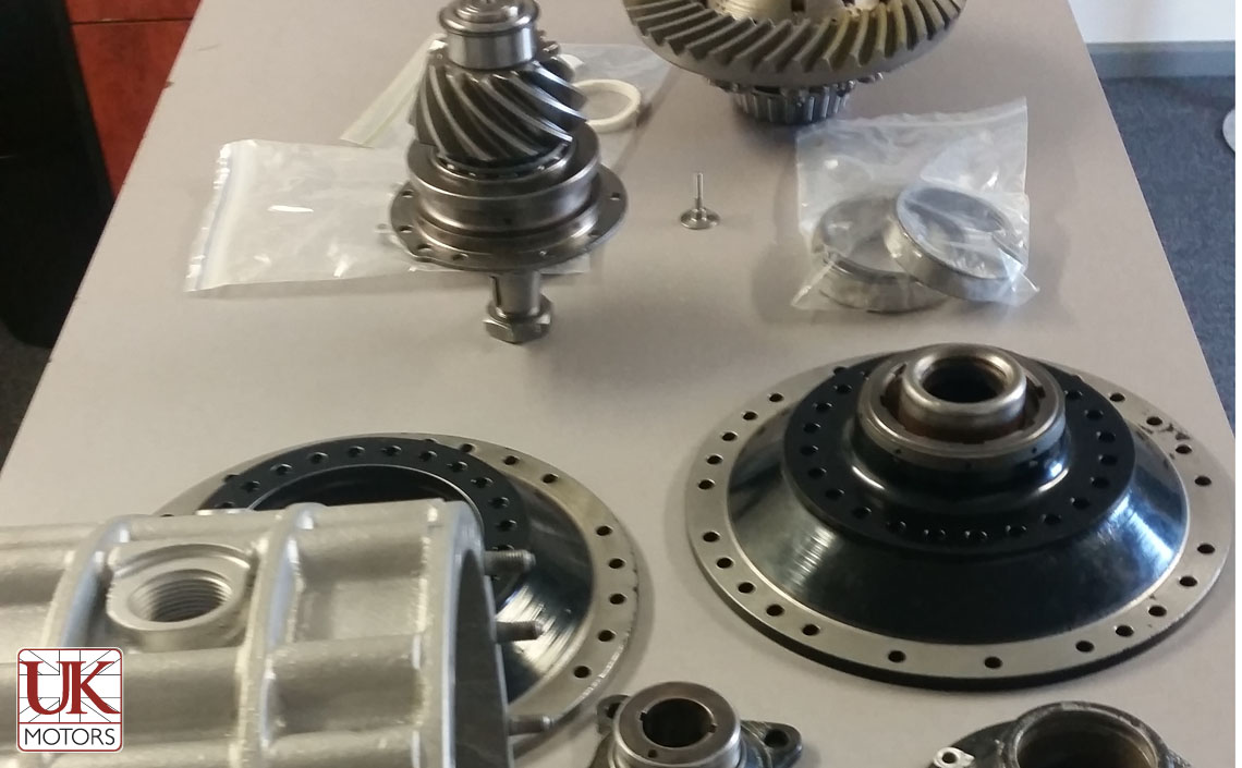 Rolls Royce And Bentley Spare Parts